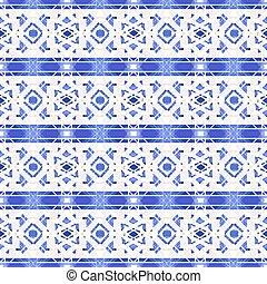 padrão, quadrados, seamless, fundo, textura