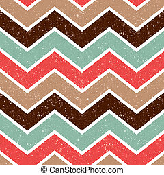 padrão, seamless, chevron, textured