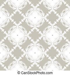 padrão, seamless, simples, vetorial, elegante
