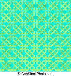 padrão, seamless, turco