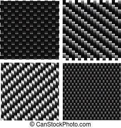 padrão, set., carbono