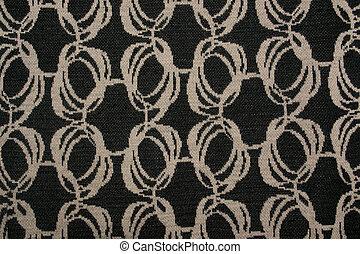 padrão, tecido, textura