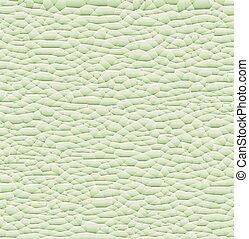 padrão, vetorial, experiência verde