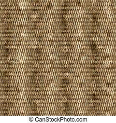 padrão, vime, seamless, qualquer, material., direction., azulejos, tecido, este