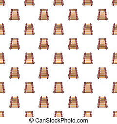 padrão, xilofone, seamless, coloridos