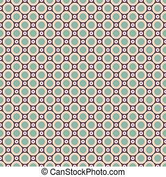 padrões, charming, vetorial, (tiling)., seamless