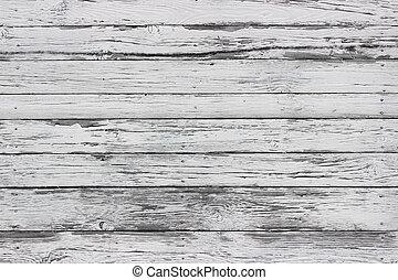 padrões, natural, textura, madeira, fundo, branca