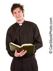 padre, bíblia