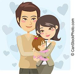 padres, feliz