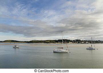 Padstow Cornwall England UK - Padstow Cornwall England UK on...