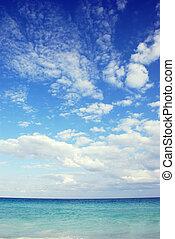 paesaggio, oceano