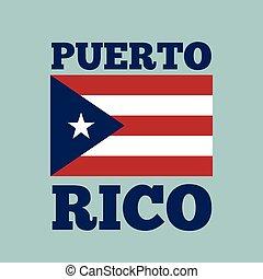paese, bandiera portorico