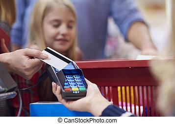 paga, más aprisa, easier, manera
