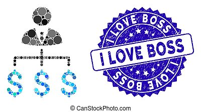 pagamentos, grunge, ícone, saliência, amor, mosaico, selo