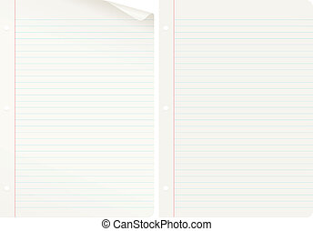 page., σημειωματάριο