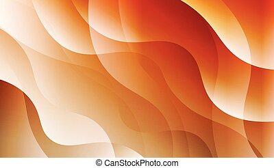 page., 旗, 勾配, 抽象的, カバー, 形。, イラスト, 波色, ベクトル, デザイン, 背景, 広告, あなたの