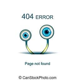 Page not found, 404 error.