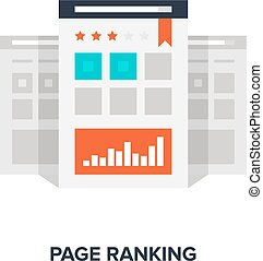 page ranking concept