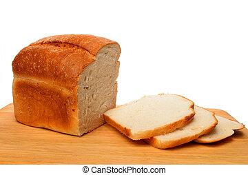 pagnotta, bread, fette