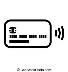 pago, tarjeta, contactless, banco