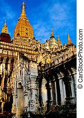 Pagoda- Bagan, Burma (Myanmar)