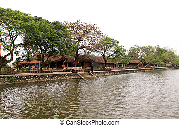 pagoda, keo