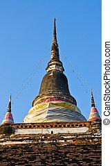 pagoda, thailand, noorden, tempel