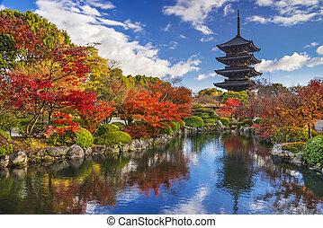 pagode, to-ji