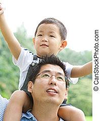 pai & criança