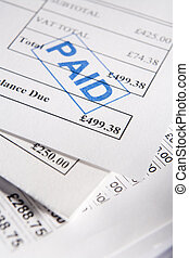 Paid Bills