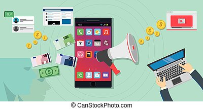 paid promotion online advertising digital