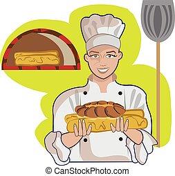 pain, boulanger