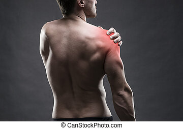 Pain in the shoulder
