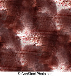 paint brown watercolor seamless water color texture with spots and streaks art
