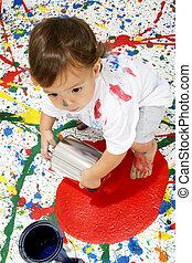 Paint Children