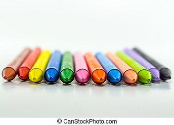 Paint Color Pencils
