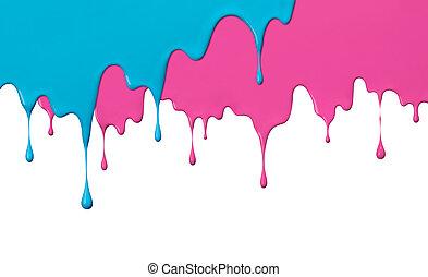 Paint Drip Clipart