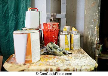 paint., latas