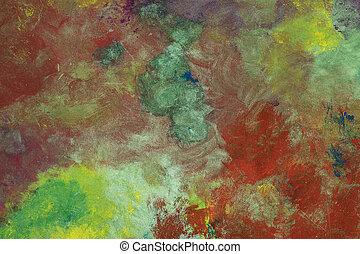 paint texture painted background, copy space