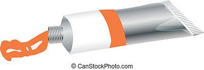 paint tube