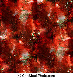 paint watercolor red black seamless water black color texture with spots and streaks art