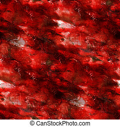 paint watercolor seamless red black water color texture with spots and streaks art