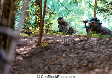 Paintball Shooter