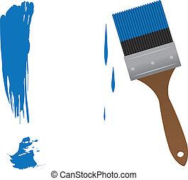 Paintbrush Exclamation
