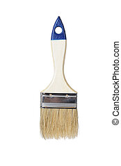 Paintbrush isolated