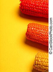 Painted corn