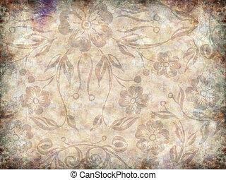 painted muslin