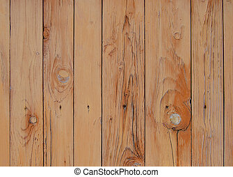 Painted Old Wooden Background with Vertical Boards