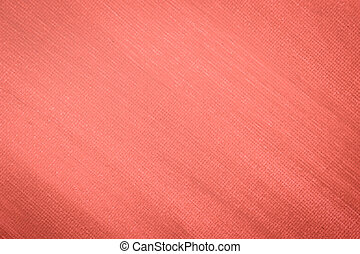 Painted pink canvas background texture.