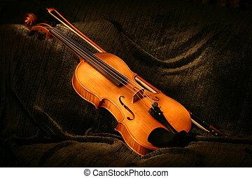Painted Viola
